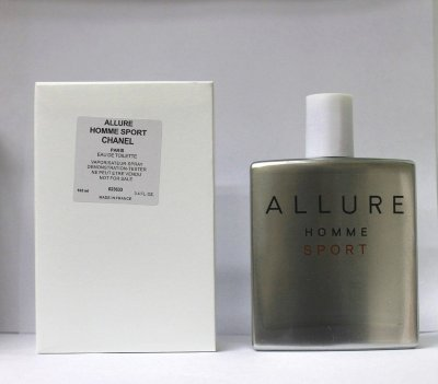 Тестер  Chanel Allure Homme Sport 100ml