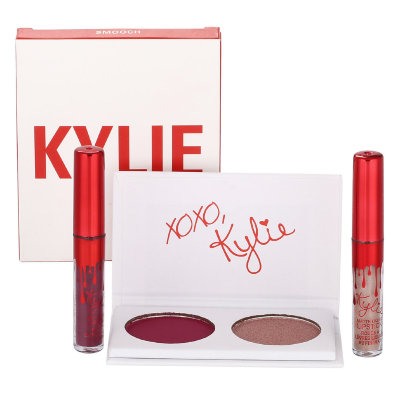 Набор Kylie Mini Kit Smooch