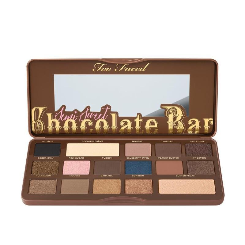 Тени для век TOO FACED CHOCOLATE BAR
