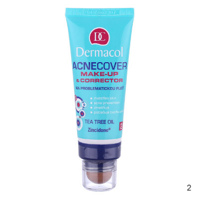 Корректор  Dermacol Acnecover Make-Up & Corrector 02