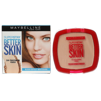 Пудра Maybelline Superstay Better Skin(02)