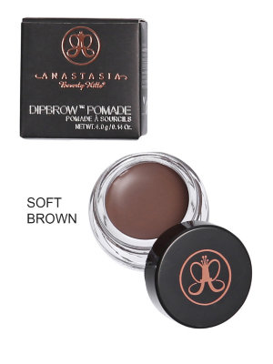 Помада для бровей Anastasia Beverly Hills Dipbrow Pomade(SOFT BROWN)