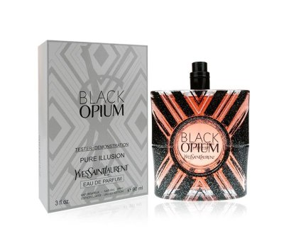 ТЕСТЕР BLACK OPIUM YVES SAINT LAURENT, 90 ML ОАЭ (Дубай)