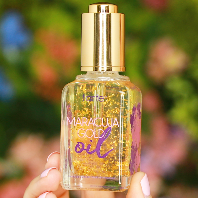 Масло для лица  TARTE MARACUJA GOLD OIL