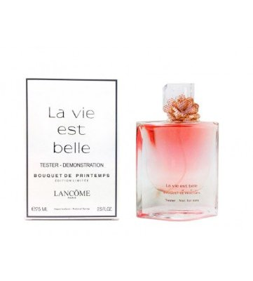 Тестер LANCOME La Vie Est Belle BOUQUET De Printems, 75 ml, ОАЭ (Дубай)