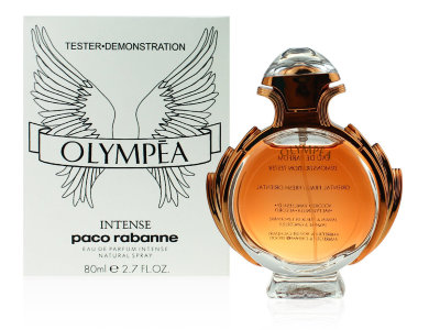 Тестер PACO RABANNE OLYMPEA INTENSE, Edp, 80 ml ОАЭ (Дубай)