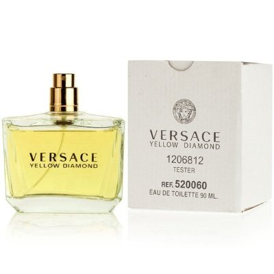Тестер Versace Yellow diamond 90 ml, ОАЭ (Дубай)